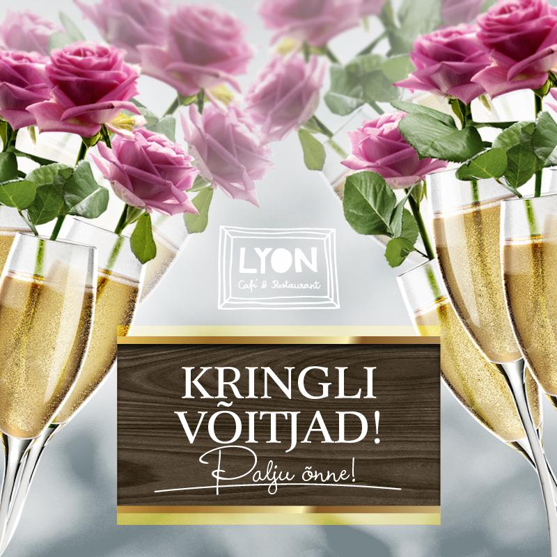 Viru Lyoni restorani sünnipäev