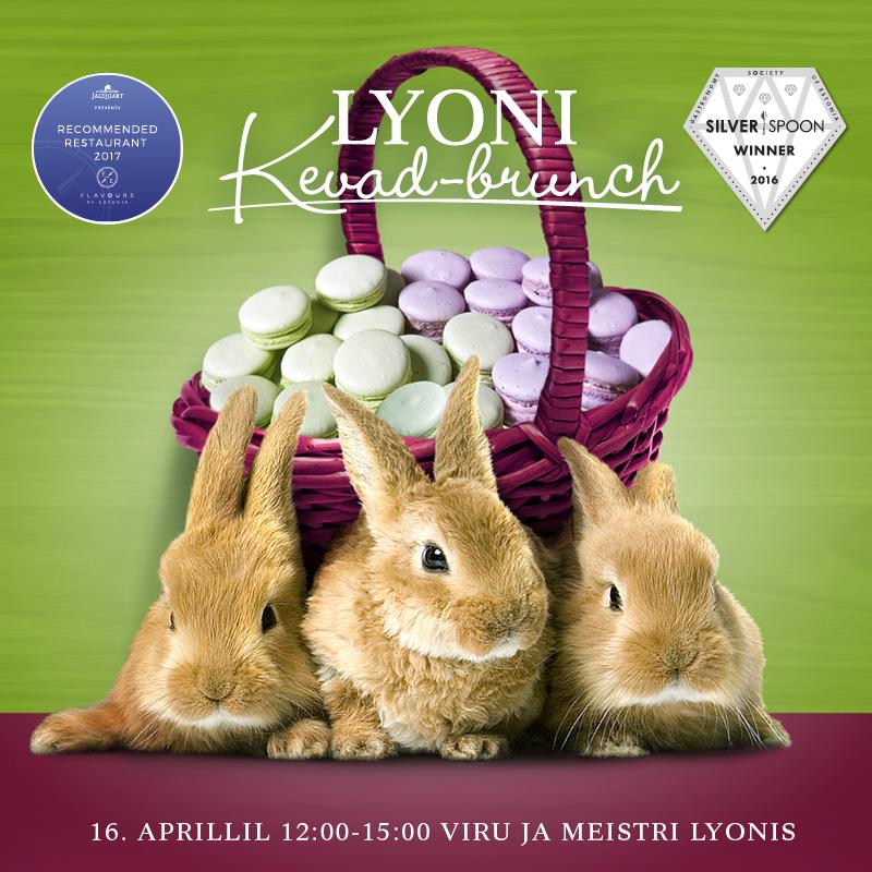 Lyoni kevad-brunch